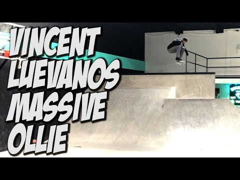 MASSIVE OLLIE Feat  VINCENT LUEVANOS & MUCH MORE !!! - NKA VIDS -