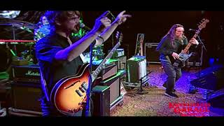 North Mississippi Allstars play Knuckleheads Garage   06 April 2018