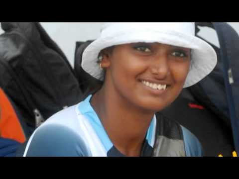 Deepika Kumari as Archers Start Their Quest For Olympic Gold at Lords