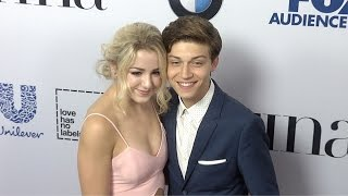 Chloe Lukasiak and Ricky Garcia Madly  In Love!