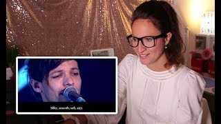 Download Lagu Vocal Coach REACTS to- WHY LOUIS TOMLINSON SLAYS Gratis STAFABAND