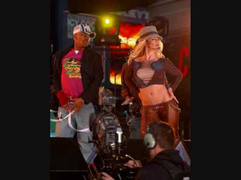 Columbus Short and Britney Spears 2010