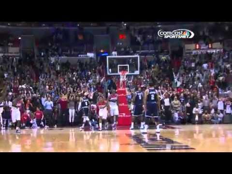 Bradley Beal Hits Game Winner  Thunder vs Wizards