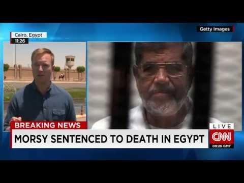 Egypt's Ex-President Mohamed Morsy Sentenced To Death