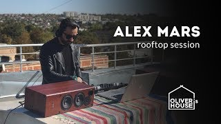 Rooftop sesson with Alex Mars @ Oliver's House Music