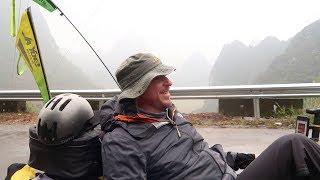 INSANE UPHILL RIDING in GUANGXI CHINA!