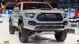 2017 Toyota Tacoma TRD Pro review | Toyota