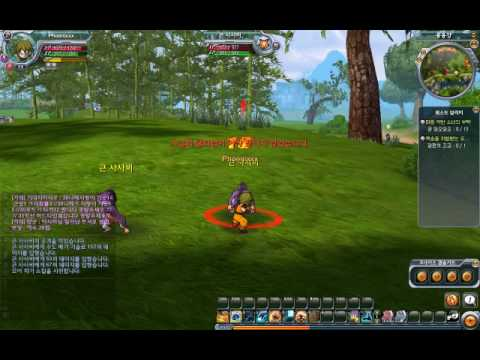 Dragon Ball Online MMORPG.