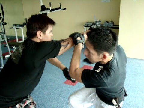Filipino Knife Fighting Image 1