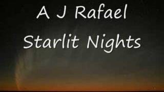 Watch Aj Rafael Starlit Nights video