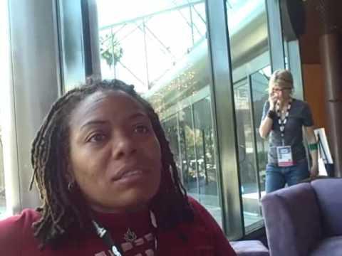 Filmmaker Debra Wilson