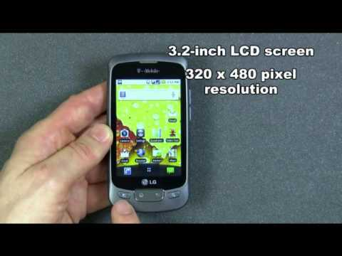 Free Cell Phone - T Mobile LG Optimus T Titanium - www.WirelessPhoneServiceUSA.com