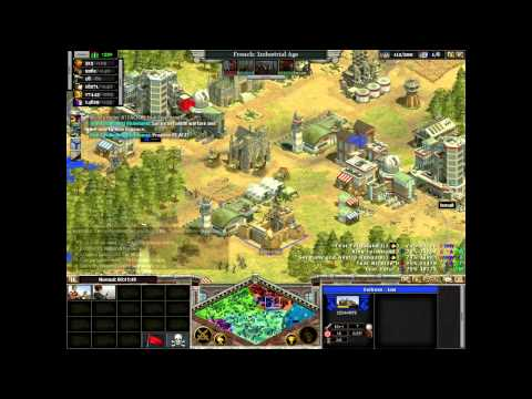 WWI - South East Europe(Rise of Nations) Part II