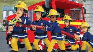 Fireman Sam US New Episodes | Fireman Sam's Best Saves - Fighting Fire! | 🚒 | Cartoons for Children
