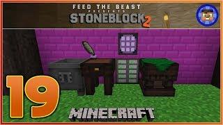 StoneBlock 2 Modpack Ep 19 - Starting Thaumcraft - Modded Minecraft