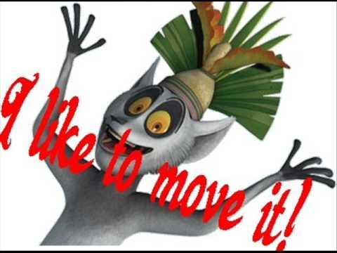 Madagascar - I like to move it (Racoon remix) - YouTube Benedict Cumberbatch Movies