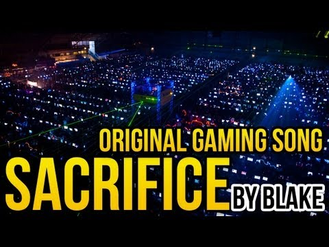blAke - Sacrifice (Original Gaming Song)