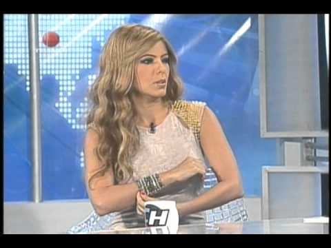 Rebeca Moreno en Chataing Tv por Televen (Parte 1)