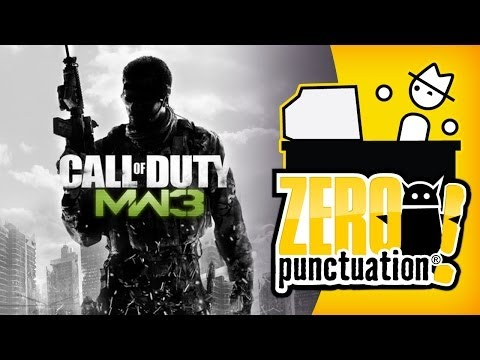 CALL OF DUTY: MODERN WARFARE 3 (Zero Punctuation)