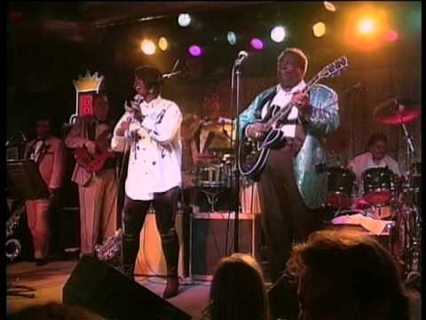 B.B. King & Irma Thomas - (1993) You Can Have My Husband [from Blues Summit]