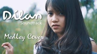 """download lagu """"rindu Sendiri - Iqbaal Ramadhan""""  Dilan 1990 gratis"""
