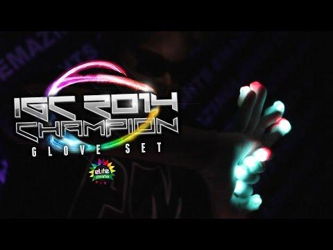 [PM][MOB] Ice Kream Teddy - IGC 2014 Champion Glove Light Show [EmazingLights.com]