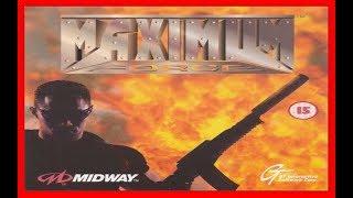 Maximum Force 1997 PC