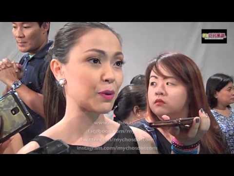 MyCHOS presents Jodi Sta. Maria (interview)