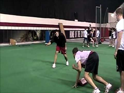 Defensive Line Techniques