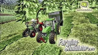 Grass Silage in South-east Slovenia MULTIPLAYER 1080p