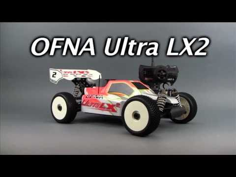 OnTrack - OFNA Ultra LX2 Ready to Run 1/8 Nitro Buggy