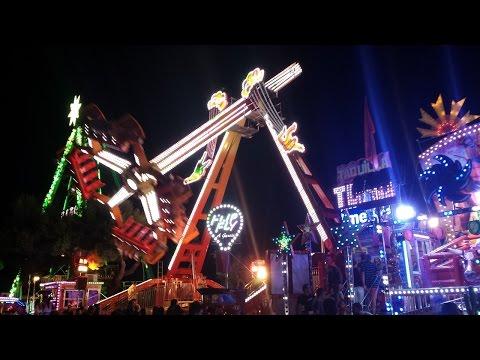 Fiestas de San Sebastián de los Reyes(Madrid) 2016-R&M Ferias.