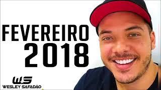 Wesley Safadão - Fevereiro 2018 - Músicas Novas