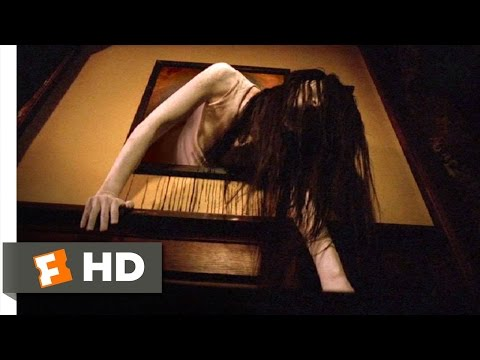 The Grudge 3 (4/9) Movie CLIP - Paintings Of Blood (2009) HD