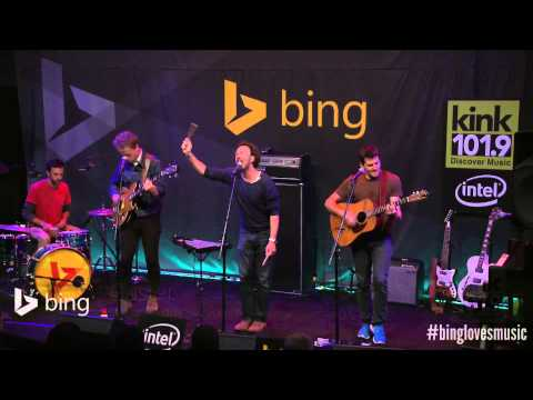 Guster - Simple Machine (Bing Lounge)