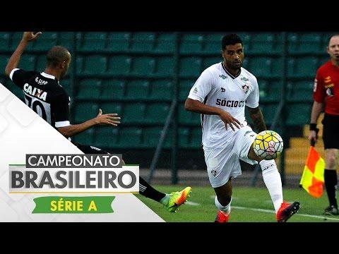 Melhores Momentos – Gol de Figueirense 1×0 Fluminense – Campeonato Brasileiro (27/11/16)