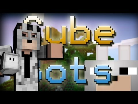 Minecraft Mods - Cube Mobs 1.4.7 Review and Tutorial - Little Companions!!