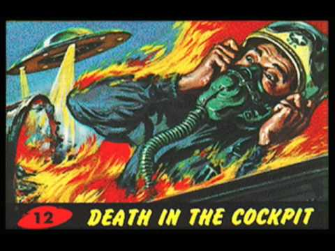 1962 Mars Attacks YouTube
