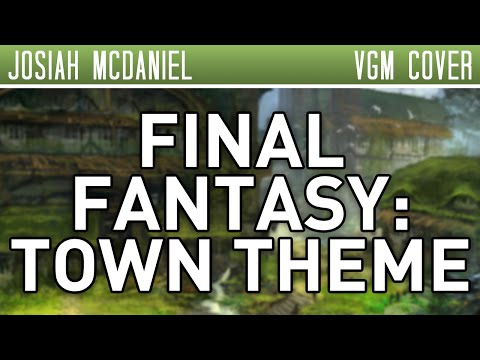 Final Fantasy Town cover w lyrics