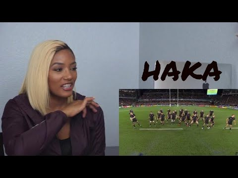 The Greatest Haka Ever, All Blacks, Rugby, haka reaction, haka dance