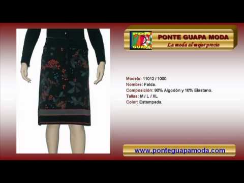 Mayorista ropa mujer, faldas. Ponte Guapa Moda 3