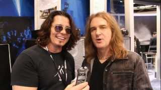 MEGADETH David Ellefson interview (RadioScreamer and Screamer Magazine)