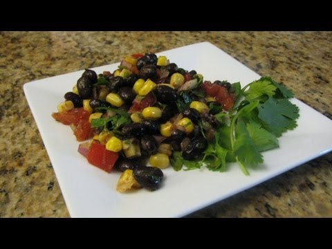 Black Bean and Corn Salad - Lynn's Recipes