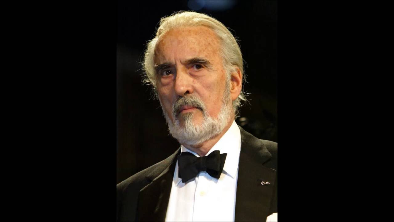 christopher lee s deat...