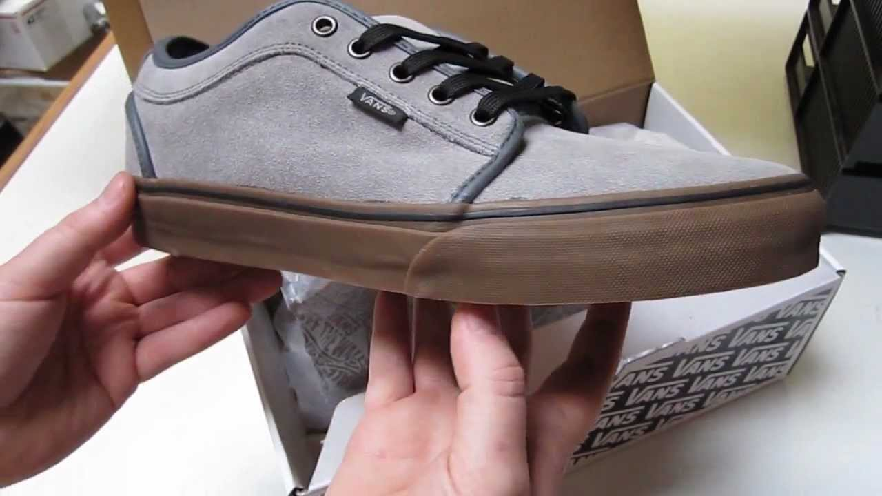Chris Pfanner Vans Chris Pfanner/grey/gum