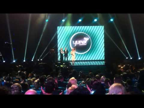 Тина Кароль - победа на Yuna 2014