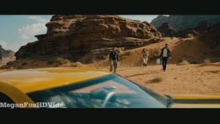 Transformers Revenge of the Fallen Deleted Scene - Leo refuses to go to Egypt