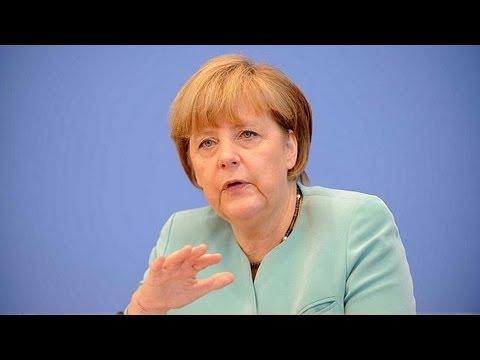Germany: Merkel grilled over US spying row