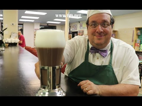 Egg Cream Day is March 15, A history and DIY soda making.