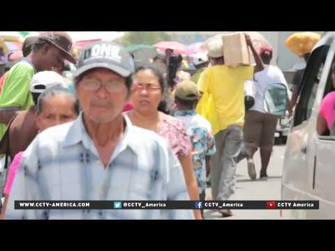 Exxon explores oil production in Guyana
